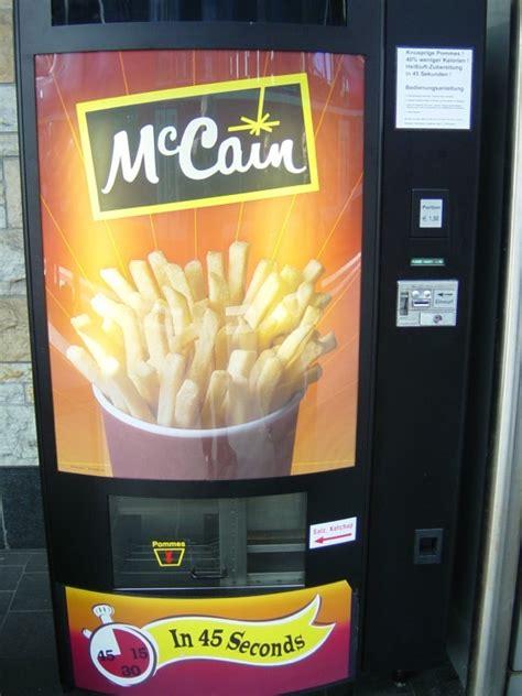 hot chips usa m 225 quina vending mccain dispensadora de patatas fritas