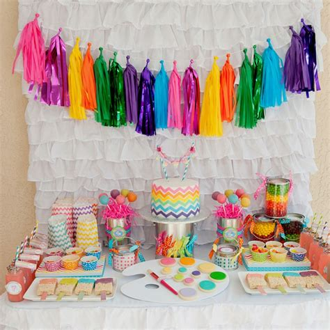 arts and crafts ideas for birthday birthday themes themed birthday