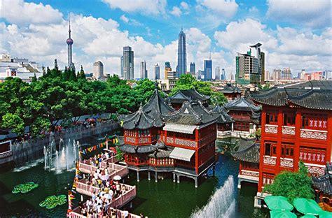 Shanghai Gardens by Yu Garden Yuyuan Garden Bazaar Things To Do In Shanghai