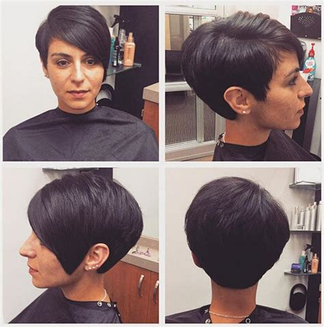 hair styles with the back hair bumped under and top hair short 31 superb short hairstyles for women formal shorts