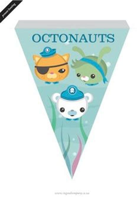 octonauts printable banner one octonauts printable party mask by jlaidlaw on etsy 5
