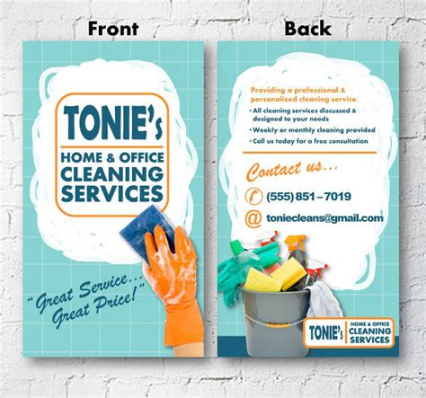 templates for cleaning flyers 62 business flyer templates free premium templates