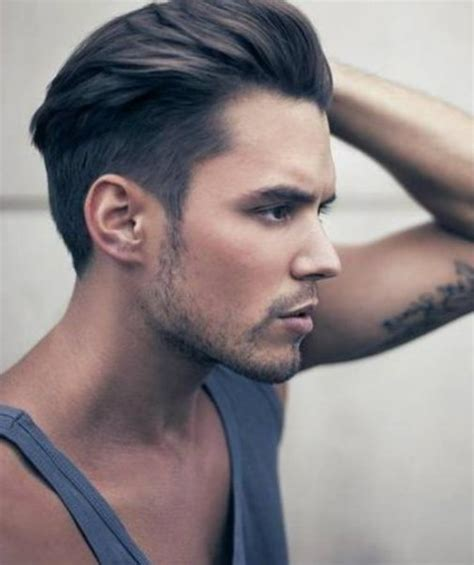 styling hair from back side for men top 10 undercut hairstyles for men faceshairstylist com