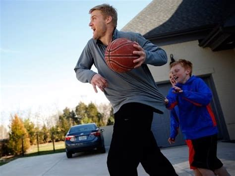 And Josh Free - at home with josh mccown