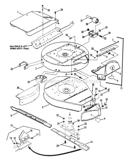 solenoid wireing diagram snapper sr1433 mower 45 wiring
