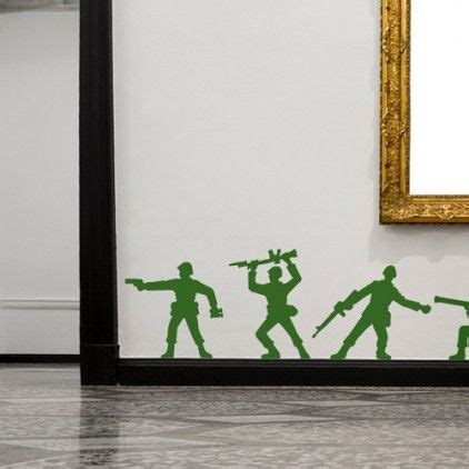 bouf wall stickers story theme army soldier wall stickers decal http