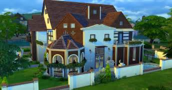 house 4 home palace sims 4 houses