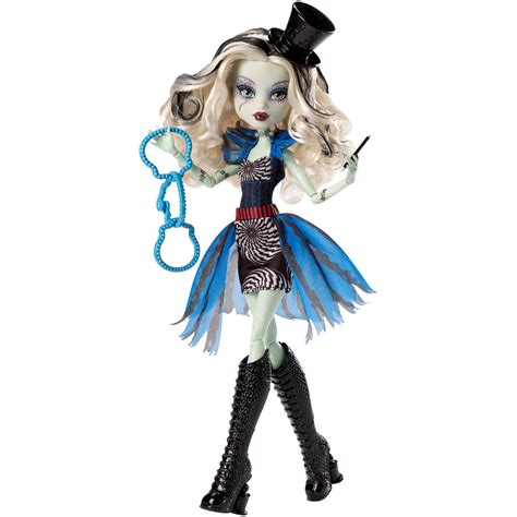 doll high high designer booo tique frankie stein doll and