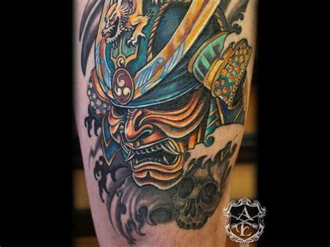 samurai mask tattoo meaning 65 shogun inspired samurai tattoos pictures