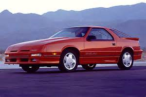 1990 Dodge Daytona 1990 93 Dodge Daytona Consumer Guide Auto