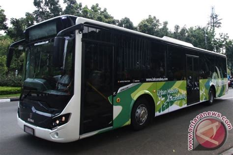 Jual United Go Green united tractor jual 149 scania 56 untuk transjakarta
