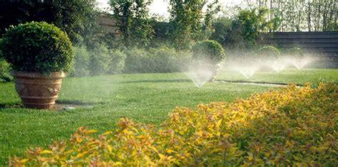 come fare impianto irrigazione giardino la finestra di stefania come fare un impianto di