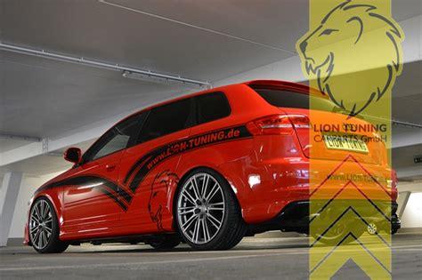 Audi A3 Optik Tuning by Liontuning Tuningartikel F 252 R Ihr Auto