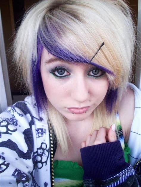 emo chick hairstyles short emo hairstyles beautiful hairstyles