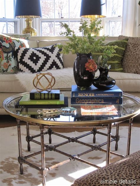 How To Accessorize Coffee Table Woodworking Projects Plans How To Accessorize A Coffee Table