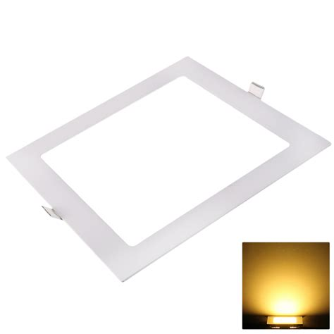 Round Square Recessed Ceiling L Led Panel Down Lights Inset Ceiling Lights