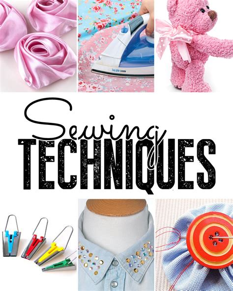 sewing techniques   sew sew magazine