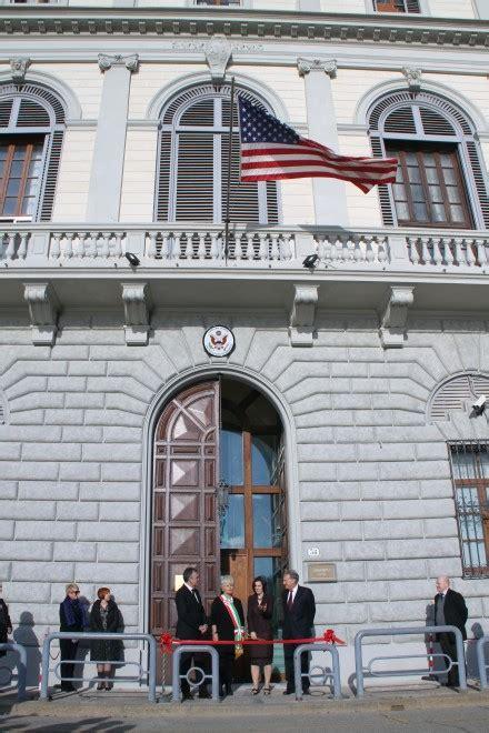 consolato americano ristrutturato il consolato americano sul lungarno vespucci