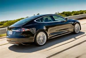 Tesla Only Electric Car Motor Trend Gives Electric Car Top Honor Ny Daily News