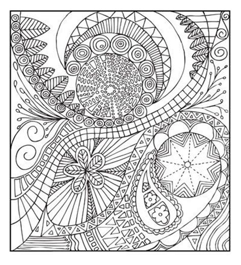 Mosaic Doodle Flickr Photo Sharing Colouring For Tom Mosaic Coloring Pages
