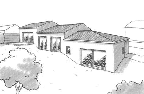 Bien Implantation Maison Sur Terrain En Pente #1: 1-306541-1547