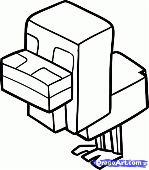 How To Draw Minecraft Coloring Pages Get Coloring Pages How To Make Coloring Pages