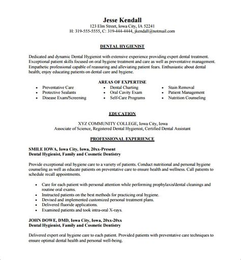 Dental Chairside Assistant Sle Resume by Dental Resume Sle Resumecompanioncom Dentist 89 Fascinating Work Resume Format Exles Of
