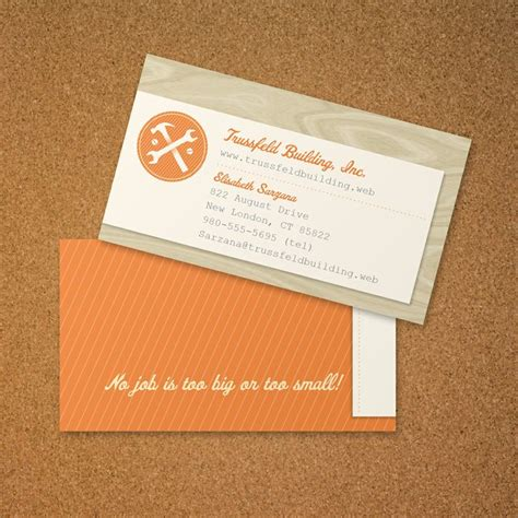 vista print business cards handyman business card vistaprint graphic design