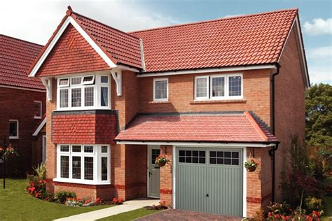 Redrow 3 Bedroom Houses by 4 Bedroom Detached House For Sale In Buckshaw