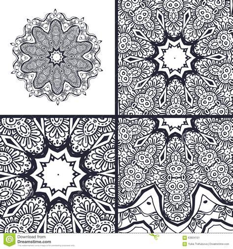 mandala coloring pages vector mandala vector design stock vector image 63604151
