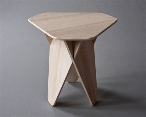 Wedge Table by Andreas Kowalewski S Wedge Side Table Is A Genius Single