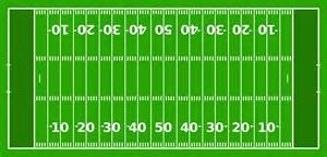 football field template the gallery for gt football field template black and white