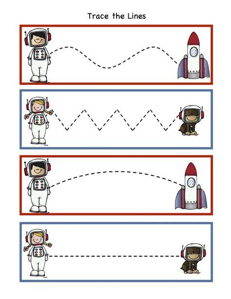 preschool printable space activities rocket to the moon printable preschool printables