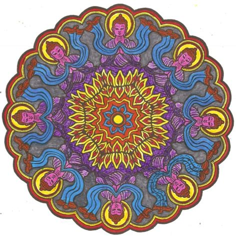 mystical mandala coloring book 0486456943 17 best images about color illuminated contest entries on coloring japanese tattoo