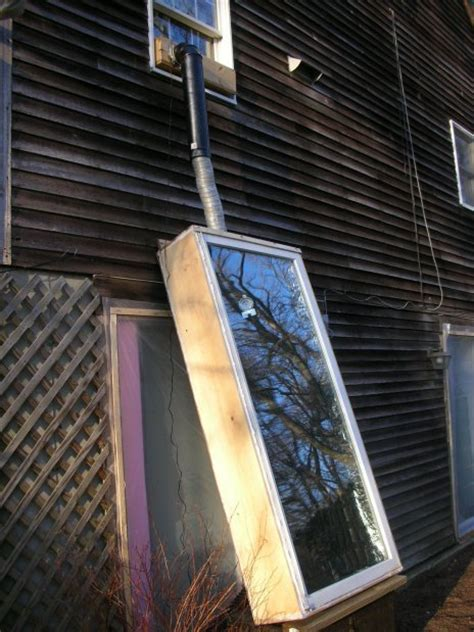 diy solar home diy can solar heater the sietch