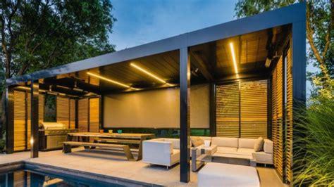 terrassen veranda auvent de terrasse v 233 randa ou pergola le verdict renson