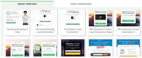 Lead Generation Landing Page Templates Thrive Architect Pitiya Thrive Architect Landing Page Templates