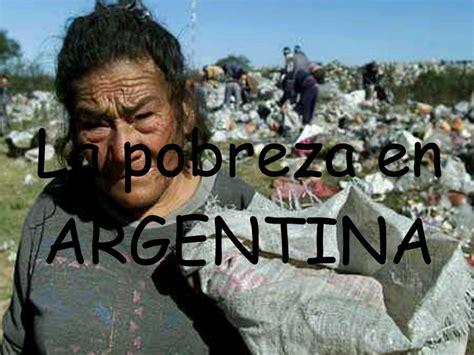 imagenes de rockeros argentinos la pobreza en argentina