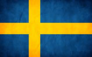 Swedish Colors by Sweden Grunge Flag By Think0 On Deviantart