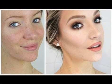how to contour and highlight for pale skin