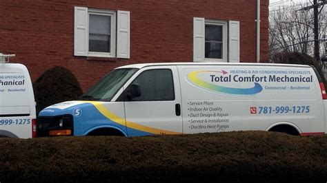 total comfort air conditioning total comfort mechanical burlington ma yelp