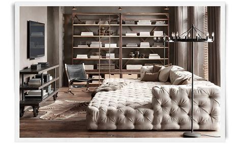 restoration hardware daybed sofa 2013 trends from the maison o bjet ian thompson interiors
