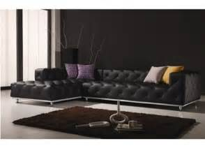modern leather living room furniture contemporary italian off white leather living room set black tufted leather sectional sofa