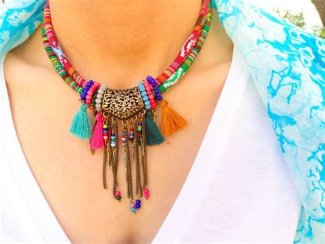 diy african rope necklace 214 best rope jewellery images on pinterest jewerly