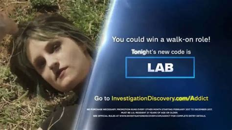 Id Investigation Discovery Giveaway - investigation discovery addict of the month sweepstakes tv commercial win big