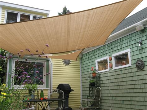 Triangular Patio Awnings Quictent Triangle Square Rectangle Sun Shade Sail 14 Size