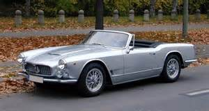 Maserati 3500 Spyder Maserati 3500 Vignale Spyder For Sale Images