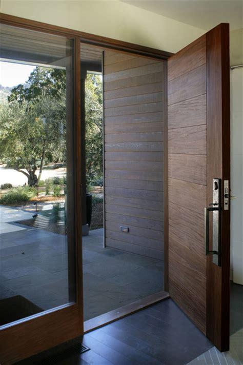 front door san francisco calistoga farmhouse renovation modern front doors
