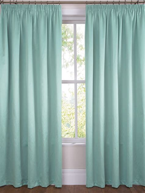 duck egg blue curtains lined plain dyed satin lined curtains duck egg blue for front
