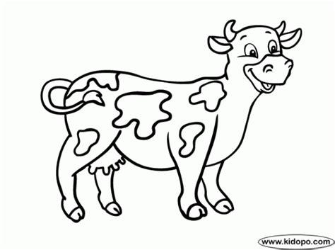 imagenes para dibujar vacas pintando dibujos de vacas para imprimir y colorear